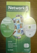NETWORK 1 Student's Book & Workbook + CD