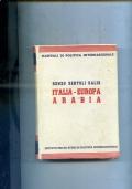 ITALIA-EUROPA- ARABIA