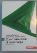 Corso base verde di matematica Vol. 3 - 2^ edizione