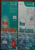 9780194795852 New Horizons 2 Student's Book and Workbook+Homework Book+My Digital Book su CD