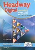 Headway Digital Intermediate Student's Book and Workbook con CD