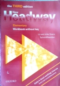 New headway elementary workbook without key the third edition+CD