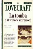 LA TOMBA E ALTRE STORIE DELL'ORRORE - NEWTON & COMPTON TEN 100pagine1000lire n. 209