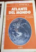 atlante del mondo Africa e Oceania