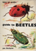 (Jan Bechyne) Guide to the beetles 1956   T&H