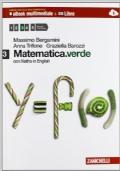 Matematica.verde. Con Maths in english. Con DVD-ROM: 3