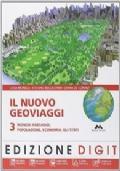 Il Nuovo Geoviaggi 3 + Atlante + Prepararsi all'Esame + DVD me-book indivisibili