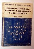 Struttura elettronica proprietà delle sostanze e legge periodica