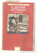 Il sistema letterario - Novecento