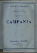 ATTRAVERSO L'ITALIA - PUGLIA LUCANIA CALABRIA - illustrazione delle regioni italiane - VOLUME VIII