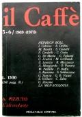 IL CAFFÈ Letterario e Satirico -  ITALO CALVINO, LEONZIO, DELFINI, BOLL, CORDELLI