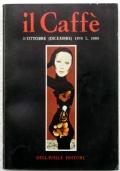 IL CAFFÈ Letterario e Satirico -  n. 3 – Ottobre (Dicembre) 1970 - LOUIS FERDINAND CELINE, NEOAVANGUARDIA, ARBASINO
