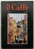 IL CAFFÈ Letterario e Satirico - n. 1 – 1971 - MAJAKOWSKIJ, CERONETTI