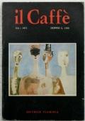 IL CAFFÈ Letterario e Satirico -  n. 3/4 – 1971 – Numero doppio - GOMBROWICZ, FERRONI
