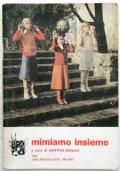 (SCOUTISMO) MIMIAMO INSIEME - 1°ed.1981