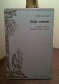 Elegie romane (1963-1979) con 2 Grafiche originali di Riccardo Tommasi Ferroni