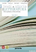 TESTI E STORIA DELLA LETTERATURA VOL D: L'età napoleonica e il Romanticismo