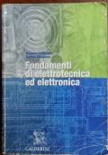 9788852800153 Fondamenti di elettrotecnica ed elettronica