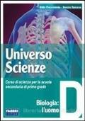 UNIVERSO SCIENZE A+B+C+D+ L'APPRENDISTA SCIENZIATO