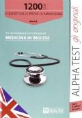 ALPHA TEST - medicina in inglese - 1200 quiz