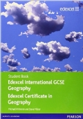 Edexel international GCSE geography student book. Con CD. Per le Scuole superiori