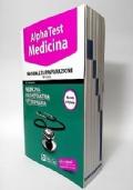 Alpha Test Medicina, Odontoiatria, Veterinaria. Manuale di Preparazione