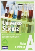 UNIVERSO SCIENZE A + L'APPRENDISTA SCIENZIATO
