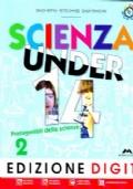 Scienza under 14 2 + Dvd-Rom Me-Book. Edizione DIGIT