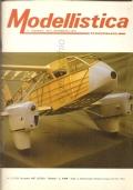 Modellistica: il giornale dell'aeromodellista 12 (339) Dicembre 1987 – Scarico motori due tempi – Miles Magister – Progetto aerodinamico di alianti radioguidati (RIVISTE – MODELLISMO – AEROMODELLISMO – RADIOCOMANDO)