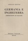 Germania e Inghilterra impressioni di viaggio