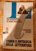 Storia e antologia della letteratura. Per le Scuole superiori. Dal decadentismo al primo Novecento vol 5