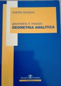 Geometria II modulo Geometria Analitica
