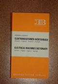 Worterbuch der datentechnik - data system dictionary  Deutsch - Englisch    English - German