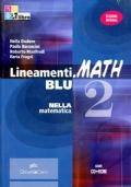 Lineamenti.MATH BLU vol. 2