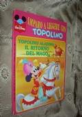 Imparo leggere con Topolino TOPOLINO ALADINO IL RITORNO DEL MAGO