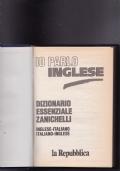GRANDE DIZIONARIO DELLA LINGUA ITALIANA ( ULTIMO VOLUME SCHL - Z )
