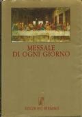 MESSALE DI OGNI GIORNO. Introduzioni e commenti di Inos BIFFI.  [ Ristampa. Casale Monferrato (Alessandria), Edizioni PIEMME 1991 ].