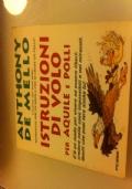 istruzioni di volo per aquile e polli