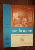 Sot la nape filologje leterature folclor- Anno IX -N'1- Zenar-Marz 1957