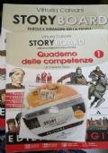 STORY BOARD 1 CON CD E QUADERNO COMPETENZE
