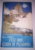 Fitz Roy Cerro di Patagonia