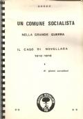 Un comune socialista nella grande guerra: il caso di Novellara (1912-1918)