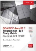 OCA / OCP JAVA SE 7 - Programmer I e II - Study Guide (Exams 1Z0-803 & 1Z0-804)