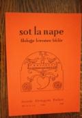 Sot la nape- Anno XXXIV -N'3 - Setembar 1982