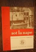 Sot la nape filologje leterature folclor- Anno XIX -N'1-2 Gennaio-Giugno 1967