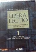Libera Lectio 1: Dalle origini alla fine della repubblica