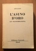 L' ASINO D' ORO ( LE TRASFORMAZIONI )