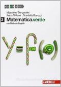 Matematica.verde. Con Maths in english. Per le Scuole superiori vol.3