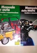 manuale dell'auto tecnica e manutenzione benzina - diesel