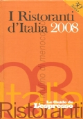 I Ristoranti d�Italia 2008